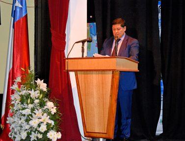 Alcalde Manuel Báez, Rinde cuenta pública de la gestión alcaldicia 2018