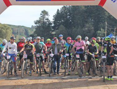 Empedrado es sede de segunda fecha del campeonato regional de MTB XCO