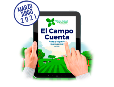 CENSO AGROPECUARIO 2021